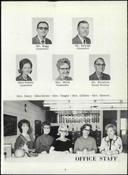 Page 11, 1970 Edition, Berkshire Middle School - Scroll Yearbook (Birmingham, MI) online yearbook collection