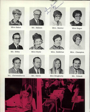 Page 12, 1970 Edition, Berkshire Middle School - Scroll Yearbook (Birmingham, MI) online yearbook collection