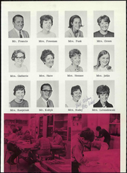 Page 13, 1970 Edition, Berkshire Middle School - Scroll Yearbook (Birmingham, MI) online yearbook collection