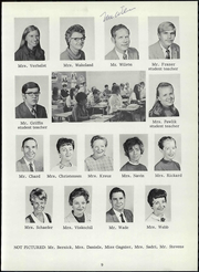 Page 15, 1970 Edition, Berkshire Middle School - Scroll Yearbook (Birmingham, MI) online yearbook collection