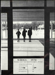 Page 7, 1970 Edition, Berkshire Middle School - Scroll Yearbook (Birmingham, MI) online yearbook collection