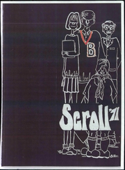 1971 Edition, Berkshire Middle School - Scroll Yearbook (Birmingham, MI)