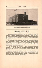 Page 10, 1927 Edition, Eastern Junior High School - Arrow Yearbook (Pontiac, MI) online yearbook collection