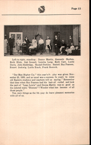 Page 17, 1931 Edition, Eastern Junior High School - Arrow Yearbook (Pontiac, MI) online yearbook collection