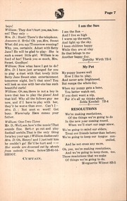 Page 9, 1931 Edition, Eastern Junior High School - Arrow Yearbook (Pontiac, MI) online yearbook collection