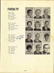 Page 11, 1957 Edition, Adam Kolb Intermediate School - Yearbook (Bay City, MI) online yearbook collection