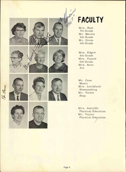 Page 12, 1957 Edition, Adam Kolb Intermediate School - Yearbook (Bay City, MI) online yearbook collection