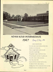 Page 7, 1957 Edition, Adam Kolb Intermediate School - Yearbook (Bay City, MI) online yearbook collection