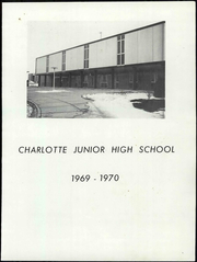 Page 5, 1969 Edition, Charlotte Junior High School - School Days Yearbook (Charlotte, MI) online yearbook collection