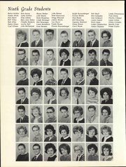 Page 12, 1962 Edition, Birney Junior High School - Rebel Yearbook (Southfield, MI) online yearbook collection