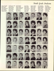 Page 13, 1962 Edition, Birney Junior High School - Rebel Yearbook (Southfield, MI) online yearbook collection