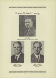Page 17, 1934 Edition, Detroit Country Day School - Blue and Gold Yearbook (Birmingham, MI) online yearbook collection