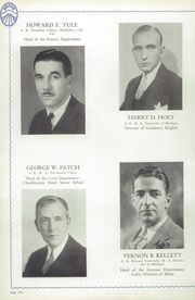 Page 14, 1938 Edition, Cranbrook School - Brook Yearbook (Bloomfield Hills, MI) online yearbook collection
