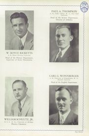 Page 15, 1938 Edition, Cranbrook School - Brook Yearbook (Bloomfield Hills, MI) online yearbook collection