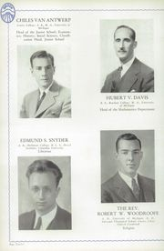 Page 16, 1938 Edition, Cranbrook School - Brook Yearbook (Bloomfield Hills, MI) online yearbook collection