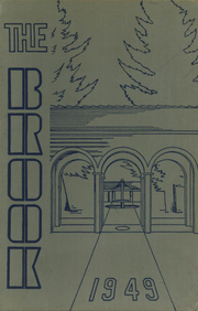 Page 1, 1949 Edition, Cranbrook School - Brook Yearbook (Bloomfield Hills, MI) online yearbook collection