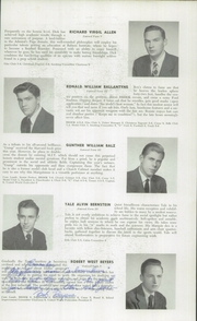 Page 15, 1949 Edition, Cranbrook School - Brook Yearbook (Bloomfield Hills, MI) online yearbook collection