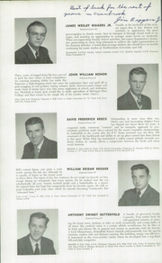 Page 16, 1949 Edition, Cranbrook School - Brook Yearbook (Bloomfield Hills, MI) online yearbook collection
