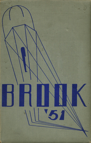 Page 1, 1951 Edition, Cranbrook School - Brook Yearbook (Bloomfield Hills, MI) online yearbook collection