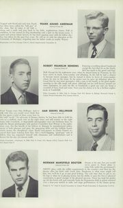 Page 13, 1951 Edition, Cranbrook School - Brook Yearbook (Bloomfield Hills, MI) online yearbook collection