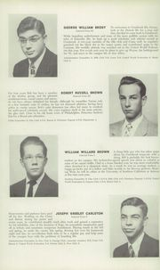 Page 14, 1951 Edition, Cranbrook School - Brook Yearbook (Bloomfield Hills, MI) online yearbook collection