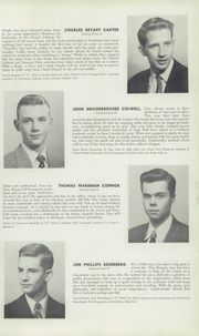 Page 15, 1951 Edition, Cranbrook School - Brook Yearbook (Bloomfield Hills, MI) online yearbook collection