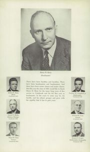 Page 8, 1951 Edition, Cranbrook School - Brook Yearbook (Bloomfield Hills, MI) online yearbook collection