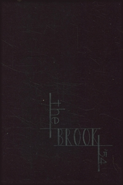 Page 1, 1954 Edition, Cranbrook School - Brook Yearbook (Bloomfield Hills, MI) online yearbook collection