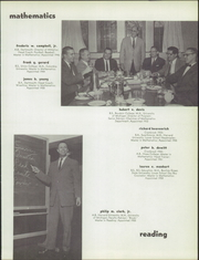 Page 15, 1960 Edition, Cranbrook School - Brook Yearbook (Bloomfield Hills, MI) online yearbook collection