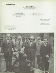 Page 16, 1960 Edition, Cranbrook School - Brook Yearbook (Bloomfield Hills, MI) online yearbook collection