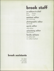 Page 7, 1960 Edition, Cranbrook School - Brook Yearbook (Bloomfield Hills, MI) online yearbook collection