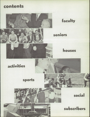 Page 9, 1960 Edition, Cranbrook School - Brook Yearbook (Bloomfield Hills, MI) online yearbook collection