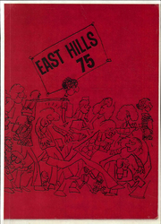 1975 Edition, East Hills Middle School - Yearbook (Bloomfield Hills, MI)