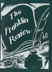 1960 Edition, Franklin Middle School - Reader Yearbook (Wayne, MI)