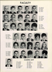 Page 9, 1966 Edition, Brake Junior High School - Colt Yearbook (Taylor, MI) online yearbook collection