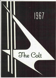1967 Edition, Brake Junior High School - Colt Yearbook (Taylor, MI)
