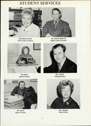 Page 7, 1972 Edition, Brake Junior High School - Colt Yearbook (Taylor, MI) online yearbook collection