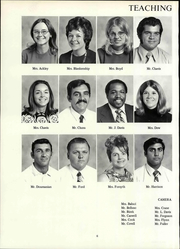 Page 8, 1972 Edition, Brake Junior High School - Colt Yearbook (Taylor, MI) online yearbook collection