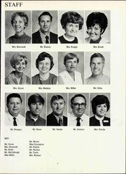 Page 9, 1972 Edition, Brake Junior High School - Colt Yearbook (Taylor, MI) online yearbook collection