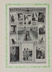 Page 13, 1919 Edition, Montana State University - Sentinel Yearbook (Missoula, MT) online yearbook collection