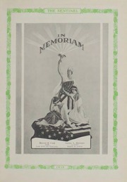 Page 6, 1919 Edition, Montana State University - Sentinel Yearbook (Missoula, MT) online yearbook collection