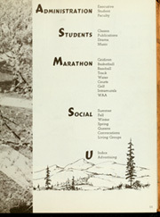 Page 15, 1951 Edition, Montana State University - Sentinel Yearbook (Missoula, MT) online yearbook collection