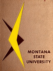 Page 1, 1961 Edition, Montana State University - Sentinel Yearbook (Missoula, MT) online yearbook collection