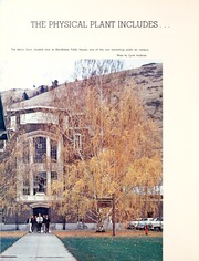 Page 10, 1961 Edition, Montana State University - Sentinel Yearbook (Missoula, MT) online yearbook collection