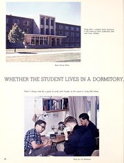 Page 14, 1961 Edition, Montana State University - Sentinel Yearbook (Missoula, MT) online yearbook collection