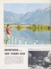 Page 8, 1964 Edition, Montana State University - Sentinel Yearbook (Missoula, MT) online yearbook collection