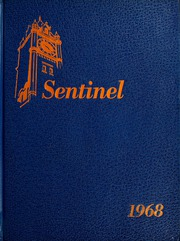 Page 1, 1968 Edition, Montana State University - Sentinel Yearbook (Missoula, MT) online yearbook collection