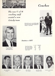 Page 17, 1968 Edition, Montana State University - Sentinel Yearbook (Missoula, MT) online yearbook collection