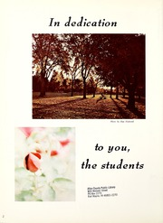 Page 6, 1968 Edition, Montana State University - Sentinel Yearbook (Missoula, MT) online yearbook collection