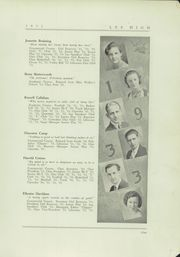 Page 11, 1933 Edition, Lee High School - Echo Yearbook (Grand Rapids, MI) online yearbook collection